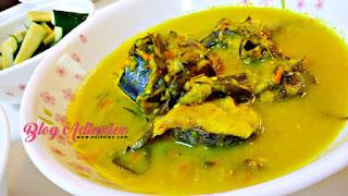 Ikan Tenggiri Masak Tempoyak Siti Nurhaliza's Style