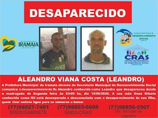 Aleandro Viana Costa