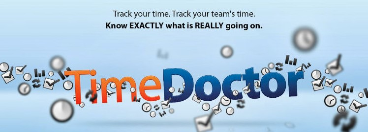 Time Doctor, alat kerja jarak jauh, alat produktivitas