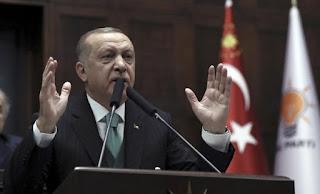 Απειλές Ερντογάν: Μην κάνετε το λάθος να ξεπεράσετε τα όρια σε Αιγαίο και Κύπρο