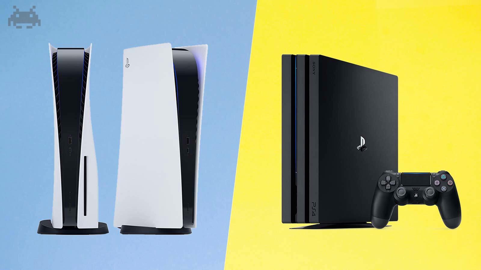 كيفية نقل معلومات PS4 إلي PS5