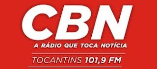 Rádio CBN de Palmas Tocantins ao vivo