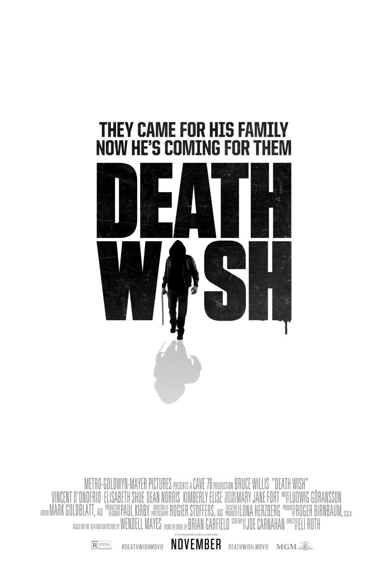 death wish poster 2017