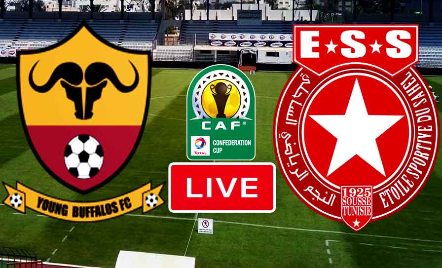 Match Young Buffaloes VS Etoile Sportive du Sahel Live Stream