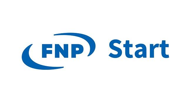Logo konkursu Start FNP