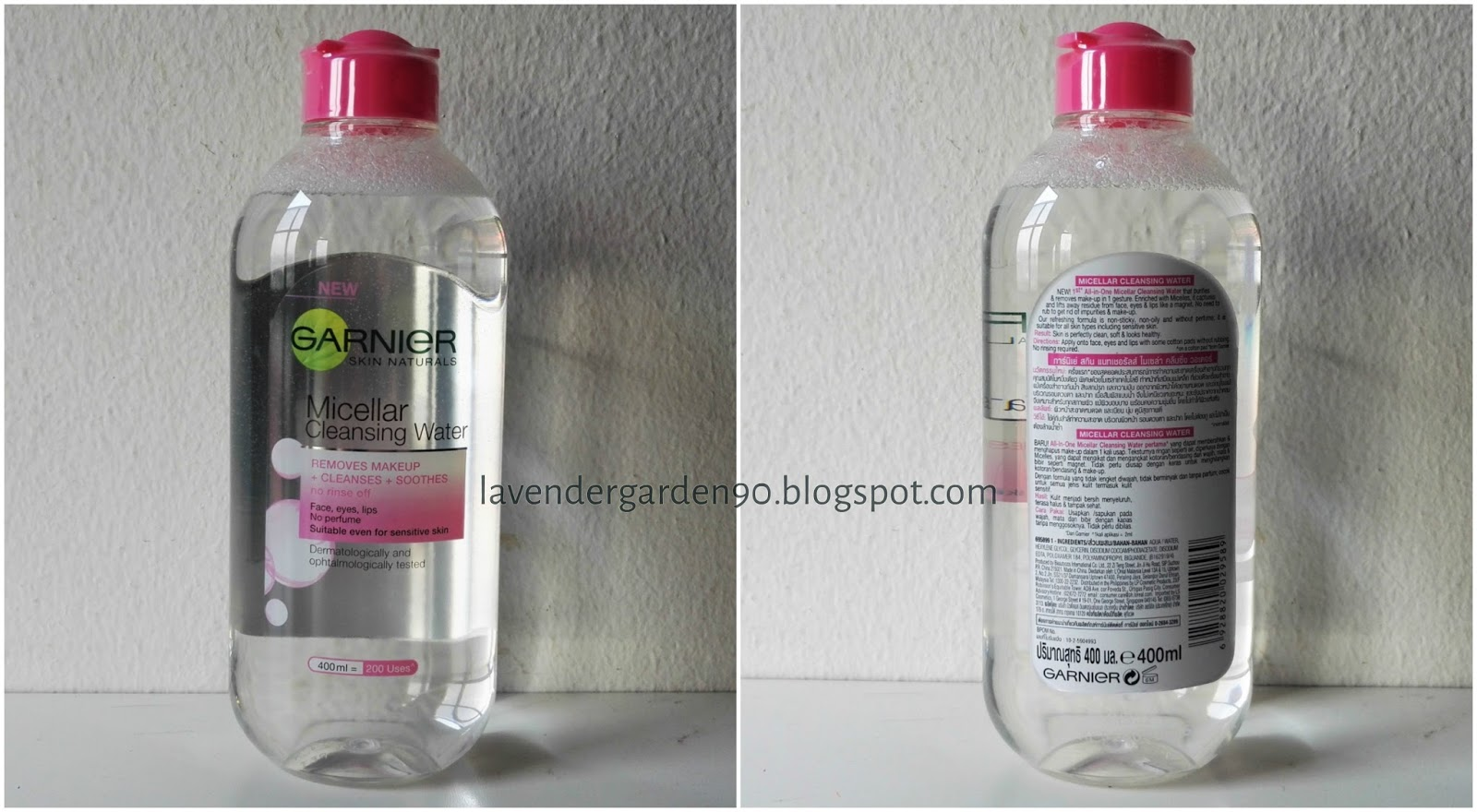 Carolyns Lavender Garden Review Garnier Micellar Cleansing Water L Oreal Makeup 250ml Blue However In Todays Case I Really See Miracle With This Gorgeous From Loreal Paris And Know Must Share It You