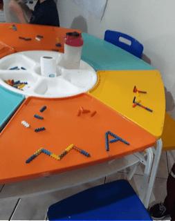 Atividade lúdica alfabetização letramento