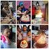 Kek Birthday Adik Rayyan