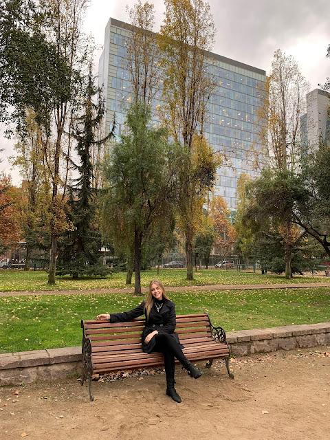 Chile, Santiago,