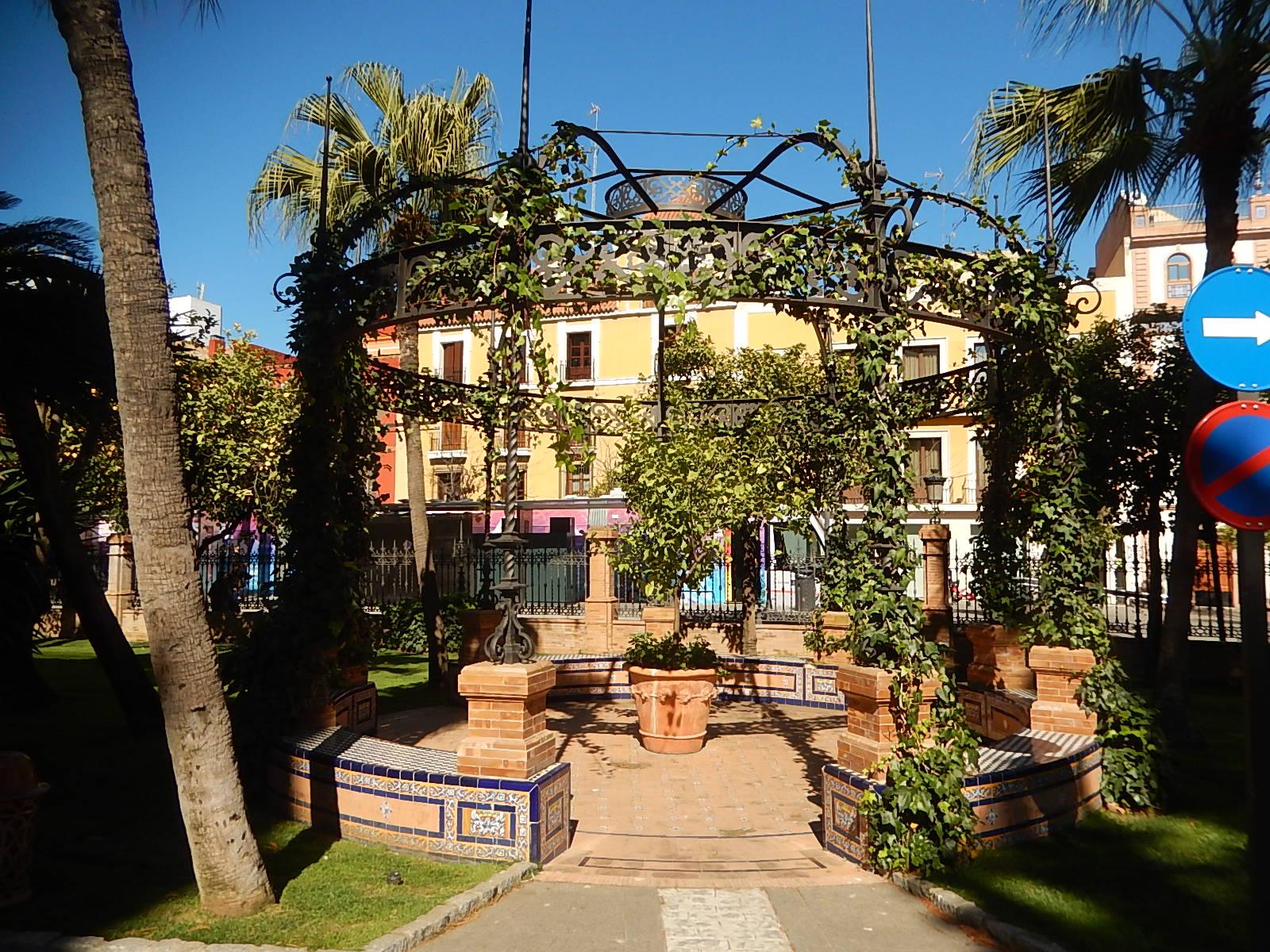 Historias en verde los arboles de la ciudad for Barrio ciudad jardin madrid