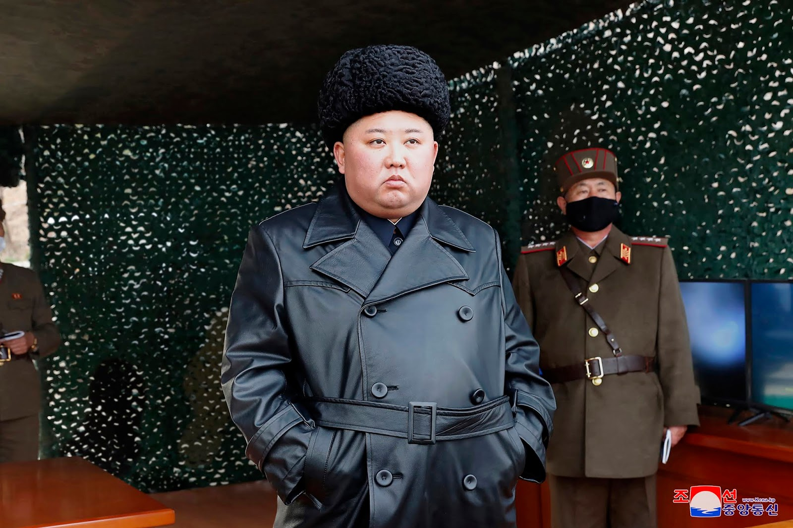 Kim Jong Un, Coronavirus