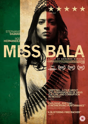 Poster - Miss Bala - Cine Mexicano