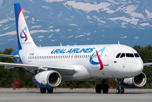 Ural Airlines de Rusia lanzará vuelos directos Anapa-Erevan