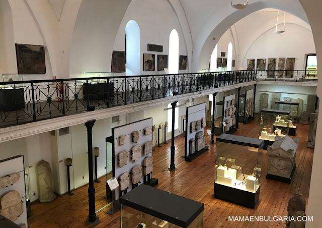 época romana Museo Arqueológico Sofía Bulgaria