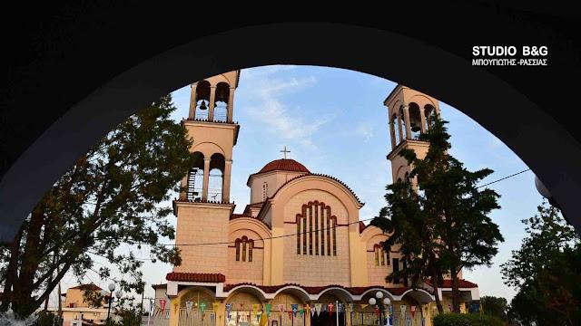 Κυριακή της Ορθοδοξίας στη Νέα Κίο Αργολίδας ( ζωντανή μετάδοση)