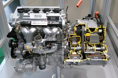 Enjin Kenderaan Hybrid