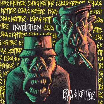 Eska & Kritter - Involution - Album Download, Itunes Cover, Official Cover, Album CD Cover Art, Tracklist