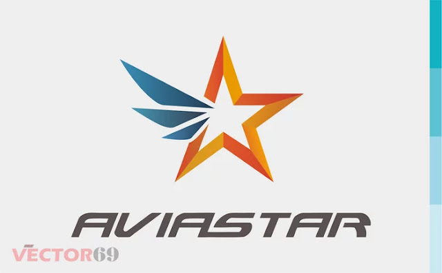 Logo Aviastar - Download Vector File SVG (Scalable Vector Graphics)