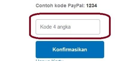 Cara Verifikasi Paypal Gratis Dengan Kartu Jenius Dari Bank BTPN