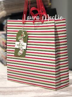 Gift bag tutorial