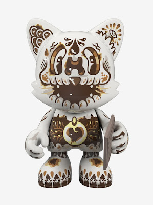 Fragil Burnt AF Edition SuperJanky Vinyl Figure by Add Fuel x Superplastic