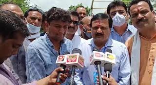 शिवराज सिंह चौहान व नरोत्तम मिश्रा की सेटिंग से विकास दुबे ने उज्जैन में गिरफ़्तारी दी है  - पूर्व मंत्री सज्जनसिंह वर्मा
