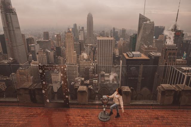 4 dni w Nowym Jorku (Sylwester na Times Square) + Ceny, fotorelacja, kosztorys - Czytaj więcej