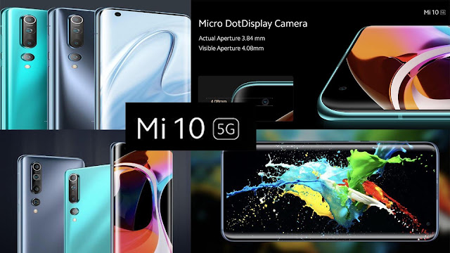 Mi 10 5G with 108-MP Camera - India Launch || Price, Key Specs and Features