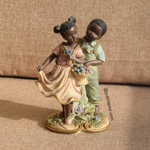 Vintage African Dancers Figurine available in Port Harcourt, Nigeria