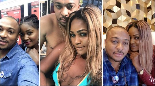 Chizzy Alichi Shares Throwback Photos With Her Husband