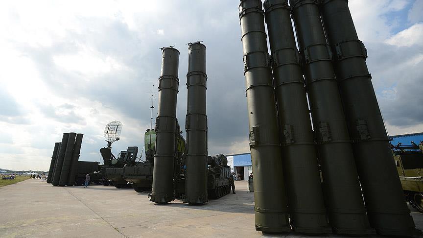 Global power balance tilting towards Russia: S-400