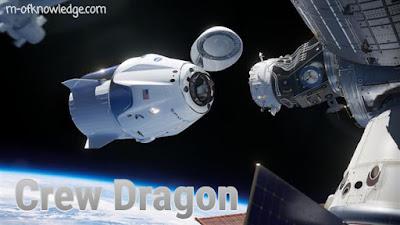 المركبة الفضائية كرو دراغون Crew Dragon تهبط بنجاح بعد رحلة الى محطة الفضاء الدولية