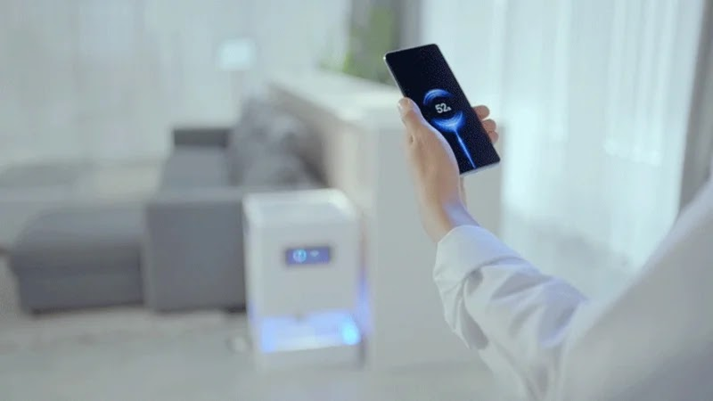 Xiaomi تصنع شاحن لاسلكي حقيقي