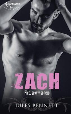 Jules Bennett - Zach, Rico, Sexy y Soltero