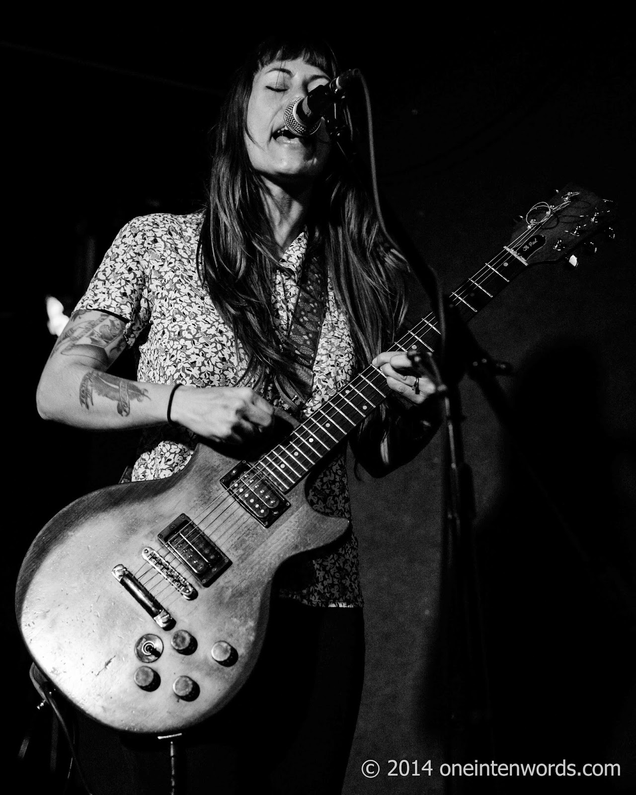 Lemuria at The Garrison December 17, 2014 Photo by John at One In Ten Words oneintenwords.com toronto indie alternative music blog concert photography pictures