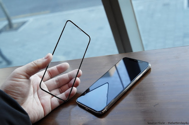 Transparent Smartphones