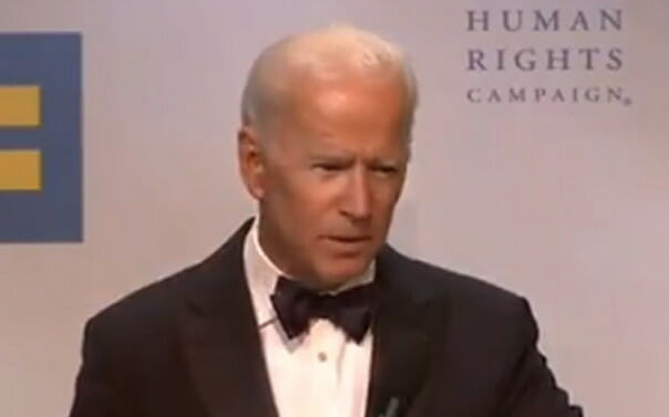 """Joe Biden's Hillary Deplorable moment – Trump Suppporters are the """"dregs of society"""" (VIDEO)"""
