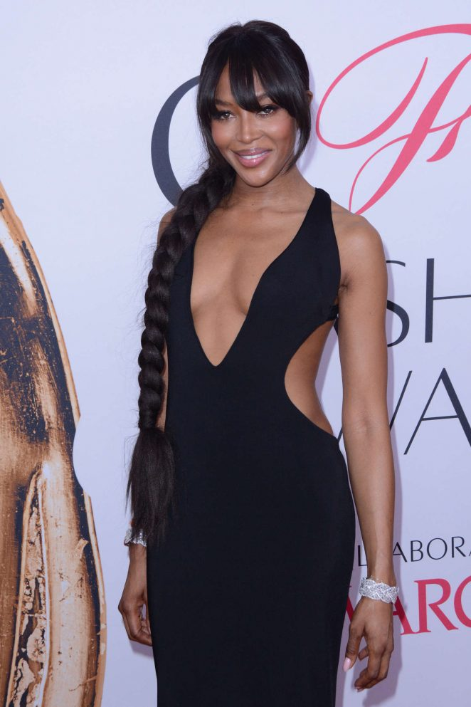 Naomi Campbell – 2016 CFDA Fashion Awards in New York