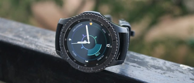 Samsung new Gear smartwatch
