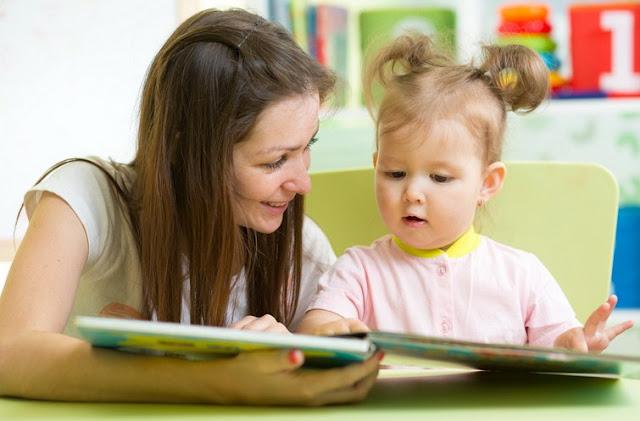 Mendidik Anak Lewat Dongeng