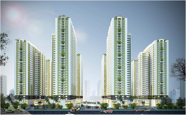 dự án chung cư an bình city