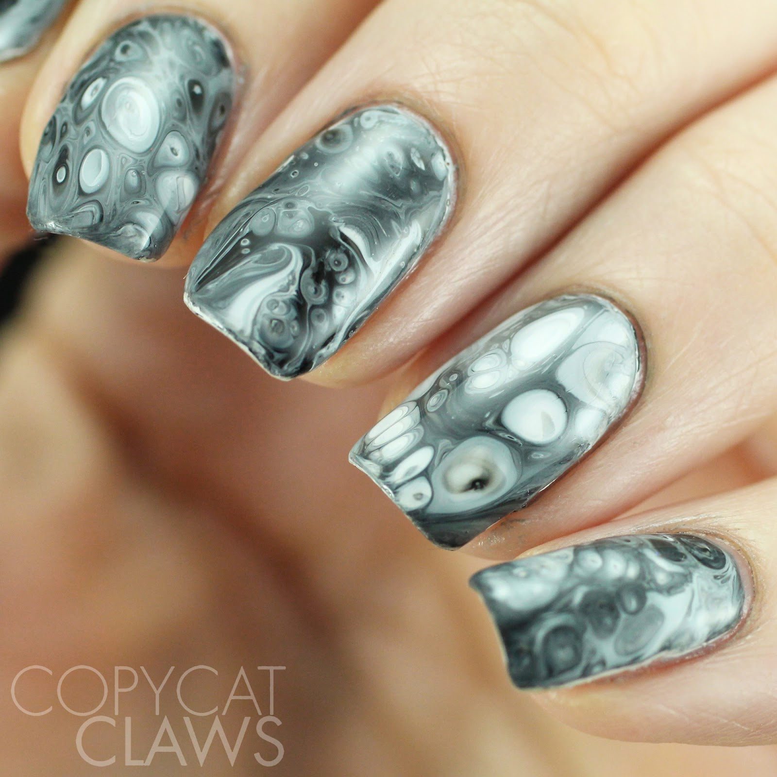 Copycat Claws: 26 Great Nail Art Ideas - Made On A Mat