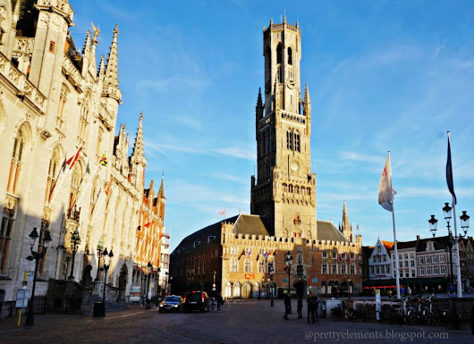 From Bruges...with love!