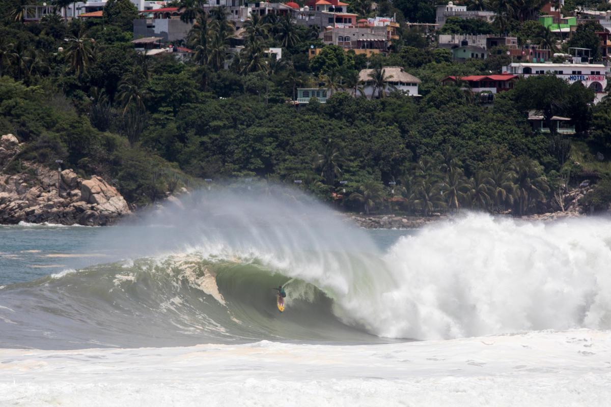 59 Kai Lenny Puerto Escondido Challenge foto WSL Lucano Hinkle
