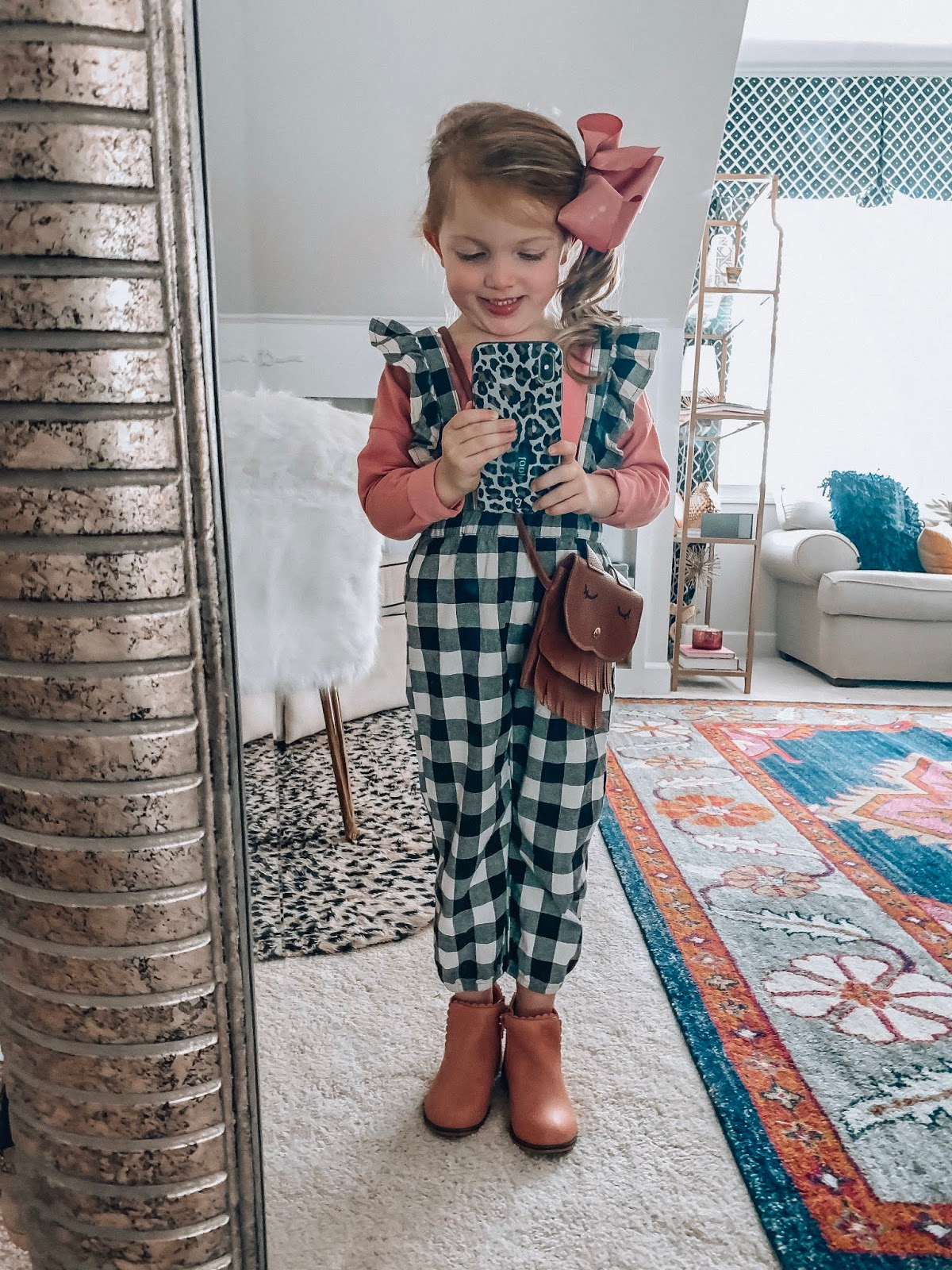 Old Navy and Target Toddler Girls 2019 Fall Style - Madeline's Picks - Somethig Delightful Blog #affordablefashion