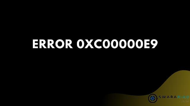STOP 0xc00000e9 An Unexpected IO Error Has Occurred