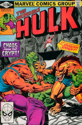 Incredible Hulk #257, Gog and Magog