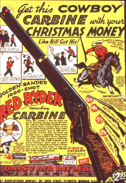 Mystery Fanfare 1950s Special Holiday Gifts No Comment