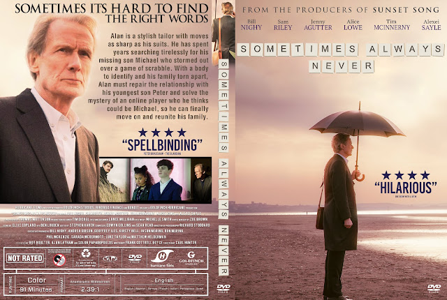 Sometimes Always Never DVD Cover