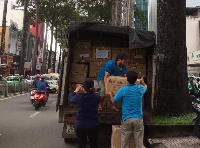 Dịch vụ chuyển nhà tại Hà Nội khu vực quận Tây Hồ